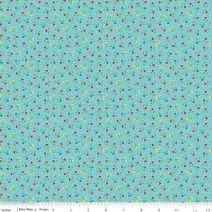 Arbor Blossom Cotton Fabric by Nadra Ridgeway for Riley Blake Designs