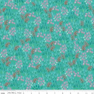 Curiosities Flowers By Amanda Herring for Riley Blake