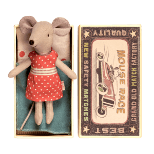 Maileg Big Sister Matchbox Mouse