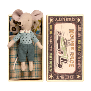 Maileg Big Brother Matchbox Mouse
