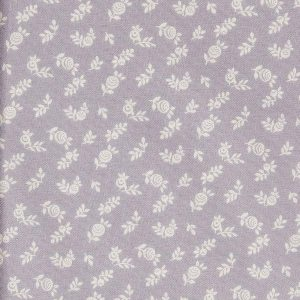 Liberty London English Berry Cotton Fabric Lilac