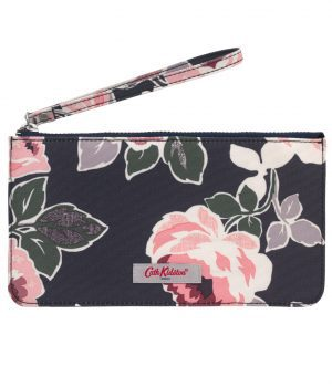 Cath Kidston Paper Rose Large Phone Purse