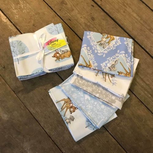 Bambi Cotton Fabric Pack