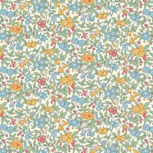 Liberty's The Cottage Garden Forget Me Not Multi