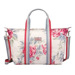 Cath Kidston Birthday Rose Foldaway Overnight Bag