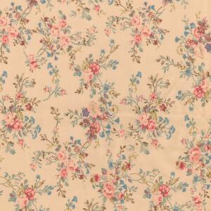 Rose & Hubble Vintage Floral Cotton Poplin