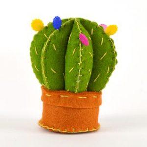 Corinne Lapierre Cactus Pincushion Mini Kit