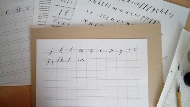 Calligraphy u laura hooper calligraphy