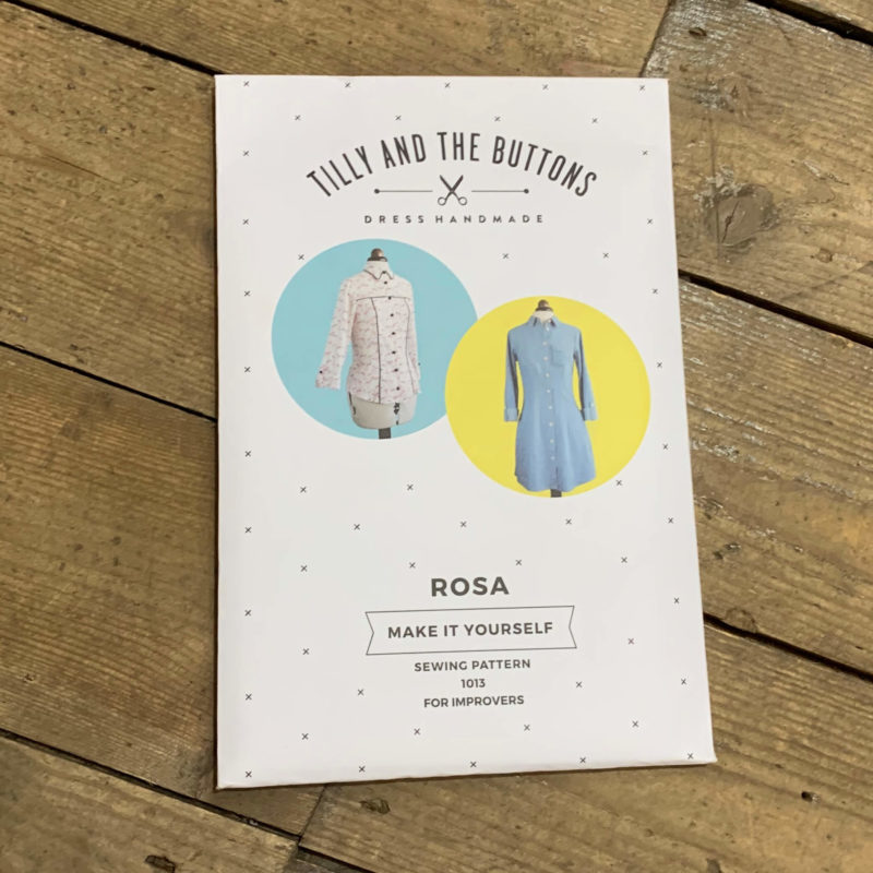Tilly and the Buttons Rosa Sewing Pattern