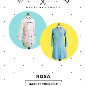 Tilly & The Buttons Rosa Sewing Pattern
