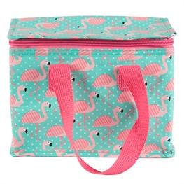 Tropical Flamingo Lunch Bag