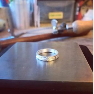 Stacking Silver Ring Workshop - Saturday 29th September: 2pm-5pm