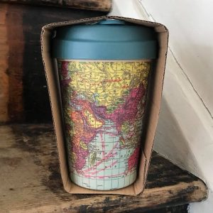 Around The World Bamboo Cup