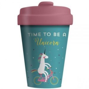 Time For Unicorns BambooCup