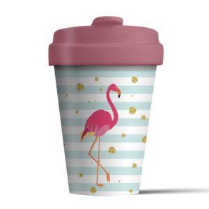Flamingo BambooCup