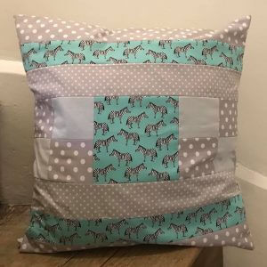 Beginners Patchwork Cushion Workshop - Thursday 1st November: 6pm-9pm