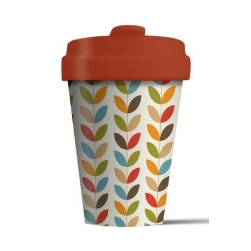 Bright Leaves BambooCup