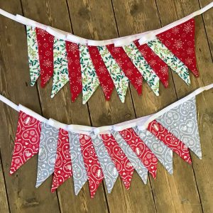 Christmas Bunting Workshop - Thursday 6th December: 6pm - 9pm