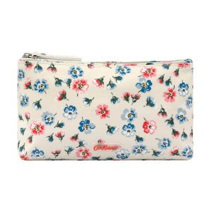 Cath Kidston Alpine Ditsy Zipped Make Up Bag
