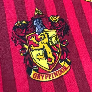 Harry Potter Gryffindor House Cotton fabric