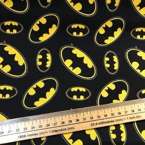 Batman Cotton Fabric
