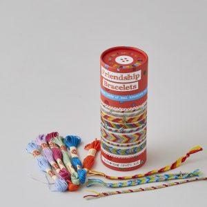 Buttonbag Friendship Bracelet Kit