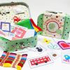 Buttonbag Learn How To Cross Stitch Suitcase Kit