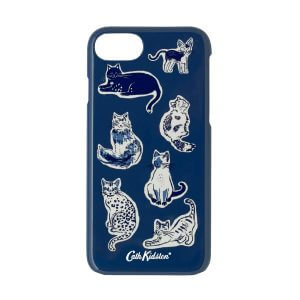 Cath Kidston Mini Squiggle Cats iPhone 6/7/8 Case