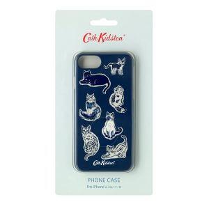 Cath Kidston Mini Squiggle Cats iPhone 6/7/8 Case