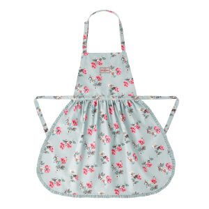 Cath Kidston Cats & Flowers Frill Apron