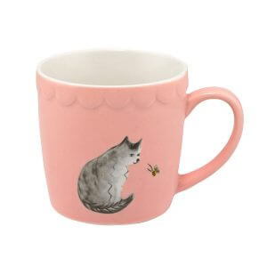 Cath Kidston Cat Boxed Mug