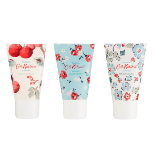 Cath Kidston Mini Cherry Hand Cream Trio