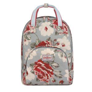 Cath Kidston Rose Bloom Multi Pocket Backpack