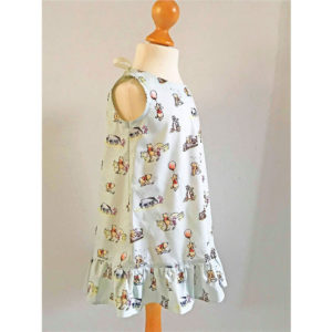 Make a Childs Dress (Age 2-7 yrs) Workshop - Sunday 17th March: 11am - 4pm