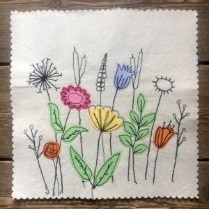 Free Motion Machine Embroidery Workshop - Thursday 20th June: 6pm-9pm