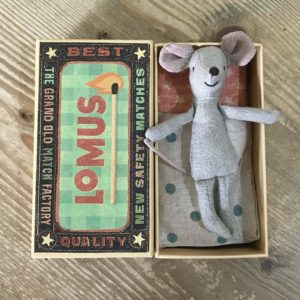 Maileg Cousin Mouse In Box