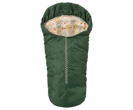 Maileg Mouse Green Sleeping Bag