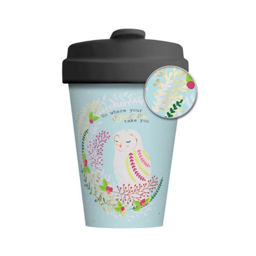 Owl Dreams BambooCup