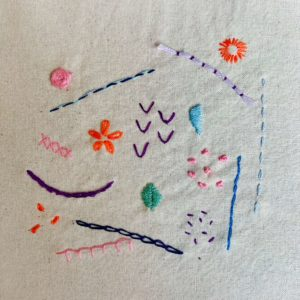 Hand Embroidery Know How Workshop - Thursday 19th September: 6-8pm