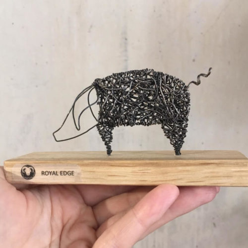 Farmyard Animal Wire Sculpture Workshop - Saturday 3rd August: 10am-1pm