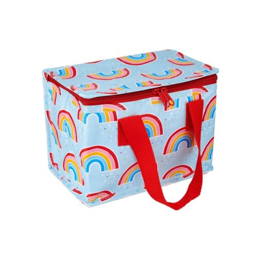 Chasing Rainbows Insulated Lunch Bag