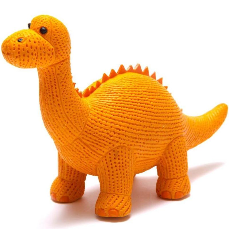 Best Years My First Diplodocus Natural Rubber Dinosaur Toy