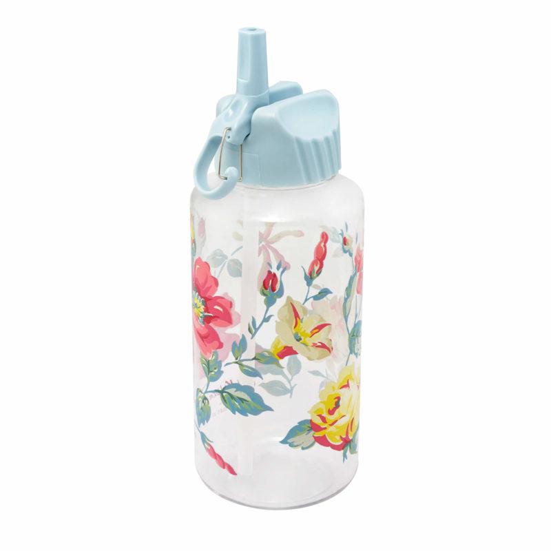 Cath Kidston Pembroke Rose 1L Water Bottle