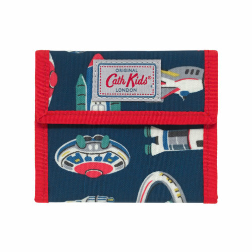 Cath Kidston Up in Space Kids Square Folding Wallet