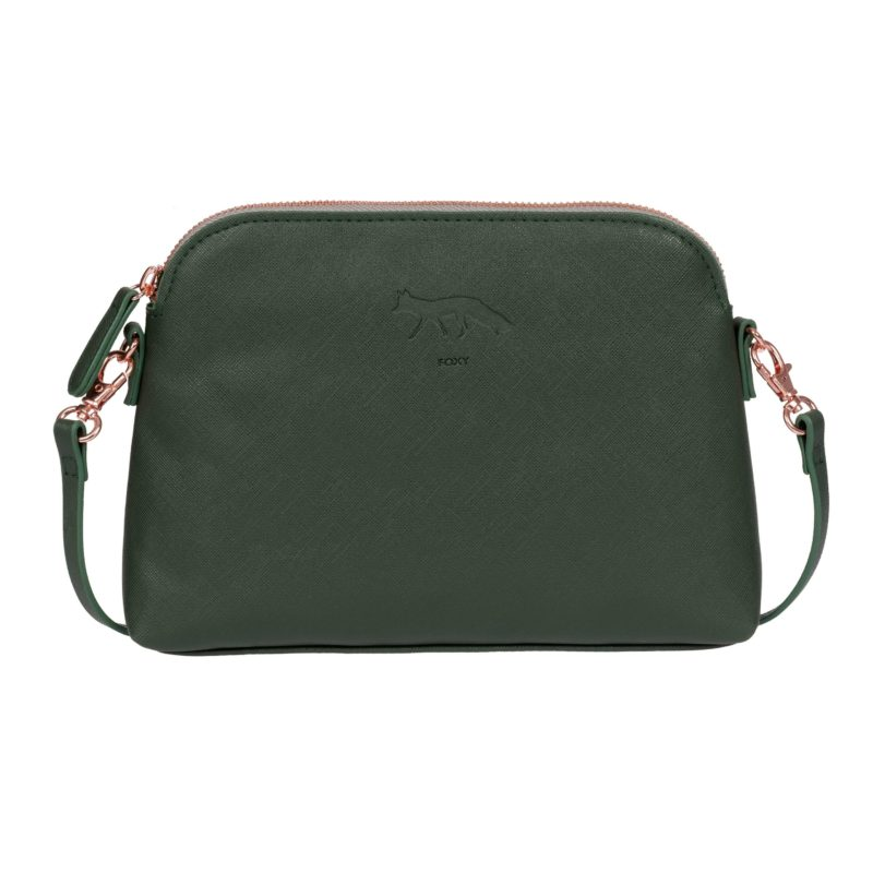 Sophie Allport Foxes Mini Shoulder Bag
