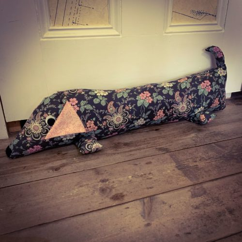 Sausage Dog Draft Excluder Workshop - Thursday 3rd October: 6pm-9pm