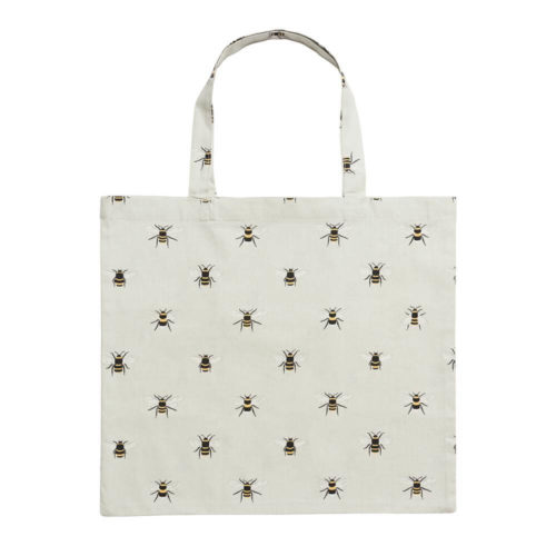 Sophie Allport Bees Folding Shopping Bag