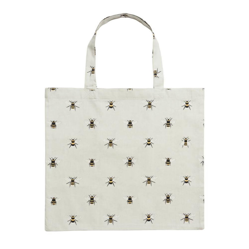 Sophie Allport Bees Folding Shopping Bag