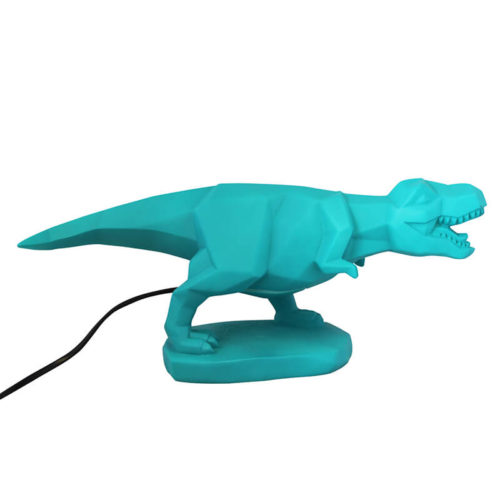 Green T-Rex Plug in Lamp