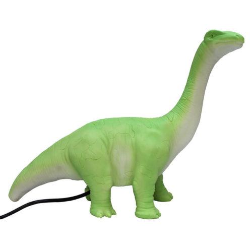 Green Diplodocus Plug-in Lamp